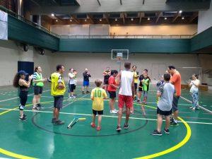 Recreação de Floorball - Sesc Campinas @ Sesc Campinas | São Paulo | Brasil