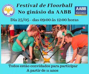 Festival de Floorball - AABB Limeira @ AABB Limeira | São Paulo | Brasil
